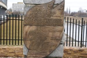 Akcja Bollwerk - Pomnik