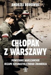 Andrzej Borowiec - Chłopak z Warszawy
