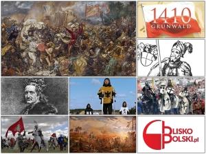 Bitwa pod Grunwaldem Grafika