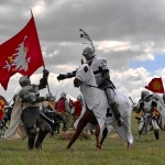 Bitwa pod Grunwaldem - rekonstrukcja