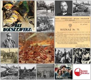 Bitwa warszawska Grafika