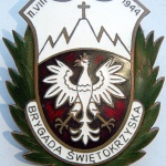 Brygada Świętokrzyska odznaka kombatancka