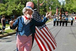 Dzień Niepodległości - USA