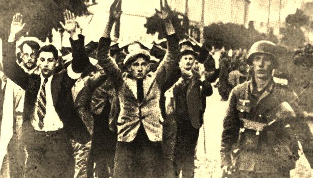Egzekucja w Lesie Sękocińskim-2