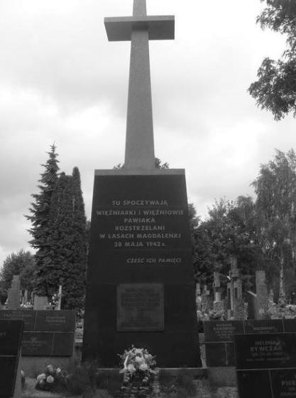Egzekucja w Lesie Sękocińskim-4