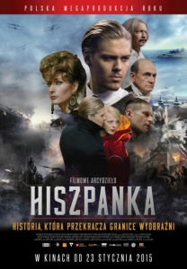 Film - Hiszpanka
