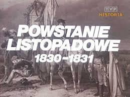 Film - Powstanie listopadowe 1830-1831