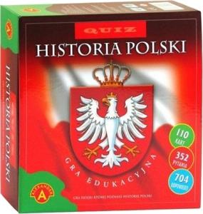 """Gra quiz """"Historia Polski"""""""