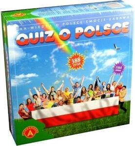 "Gra ""Quiz o Polsce"""