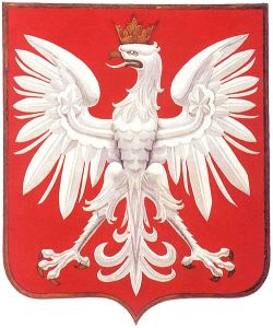 Herb Polski 1927 (wersja B)