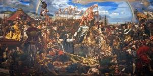 Jan Matejko - Jan III Sobieski pod Wiedniem