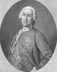 Jerzy August Mniszech