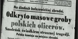 Katyń. Ludobójstwo i propaganda