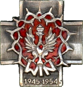 Krzyż Zrzeszenia WiN