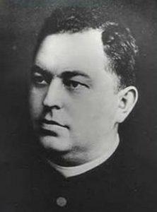 Kiądz Bronisław Komorowski