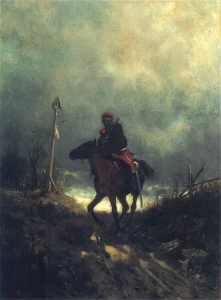 Maksymilian Gierymski - Powstaniec z 1863 roku