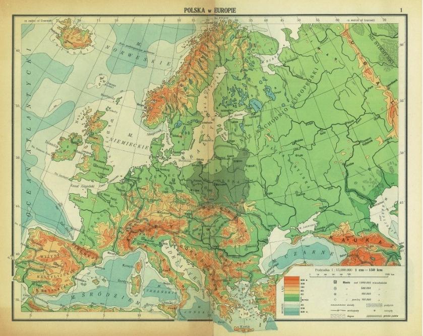 Historyczne Mapy Polski Blisko Polski