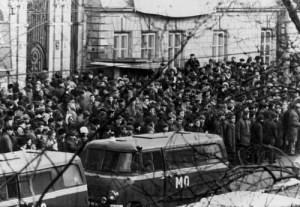 Marzec 1968 Protesty studenckie