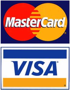 MasterCard - Visa