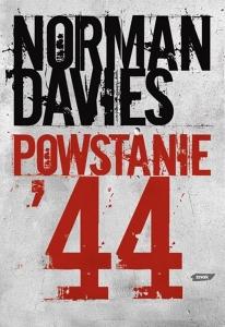 Norman Davies Powstanie 44