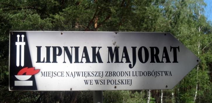 Pacyfikacja wsi Lipniak-Majorat-1