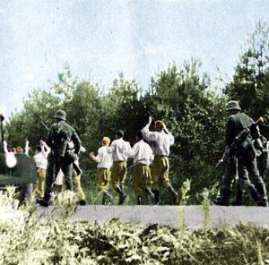 Pacyfikacja wsi Rajsk-1