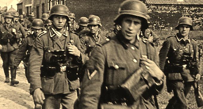 Pacyfikacja wsi Torzeniec - Wehrmacht