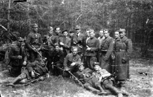 Partyzanci Armii Krajowej