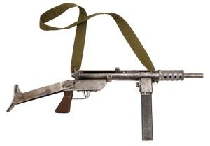 Pistolet maszynowy Błyskawica