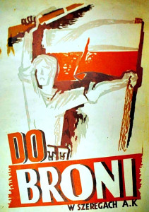 Plakat Armia Krajowa