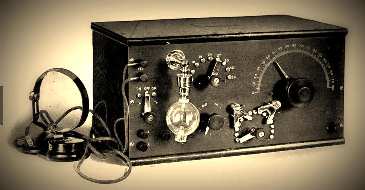 Początki radiofonii w Polsce