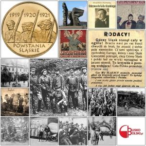 Powstania śląskie Grafika