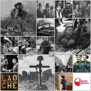 Powstanie warszawskie Grafika