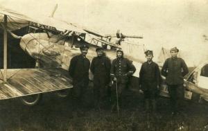 Powstanie wielkopolskie - 2 Eskadra Wielkopolska