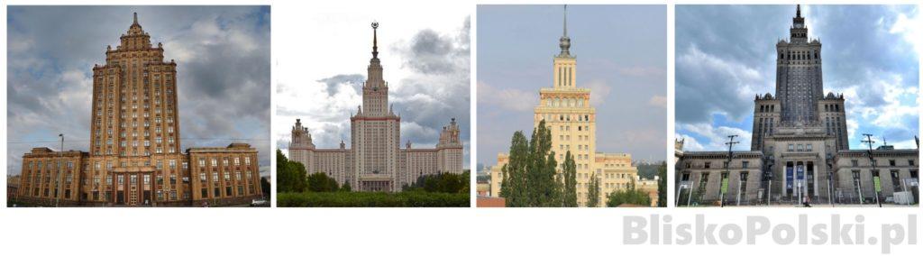 Ryga - Moskwa - Praga - Warszawa