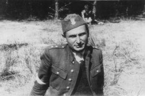 """Stanisław Sojczyński - """"Warszyc"""""""