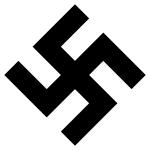 Swastyka - symbol nazistów