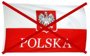 To nie jest Flaga Polski