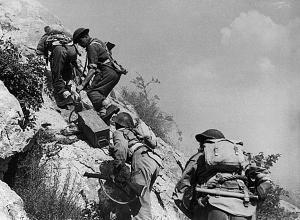 Walki o Monte Cassino