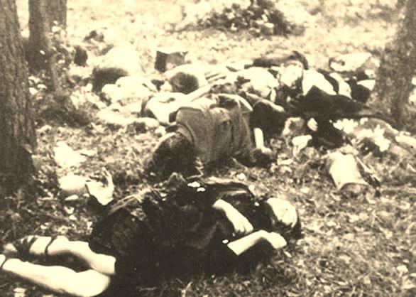 Zbrodnia w Ostrówkach - ofiary