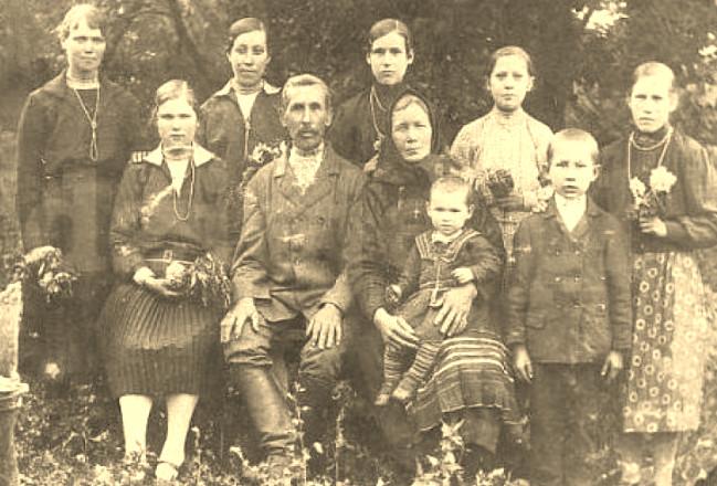 Zbrodnia w Woli Ostrowieckiej - rodzina Jasionczaków