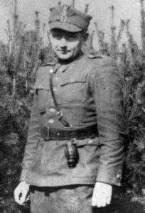 """Zdzisław Broński """"Uskok"""""""